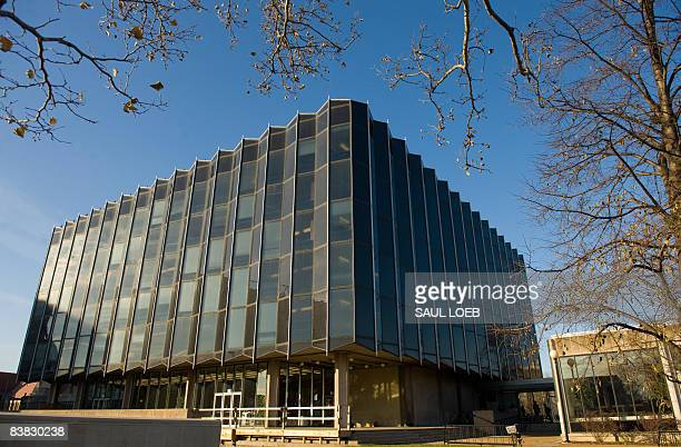 The University of Chicago Law School is seen in Chicago, Illinois on November 25, 2008. US President-elect Barack Obama was a professor at the school...