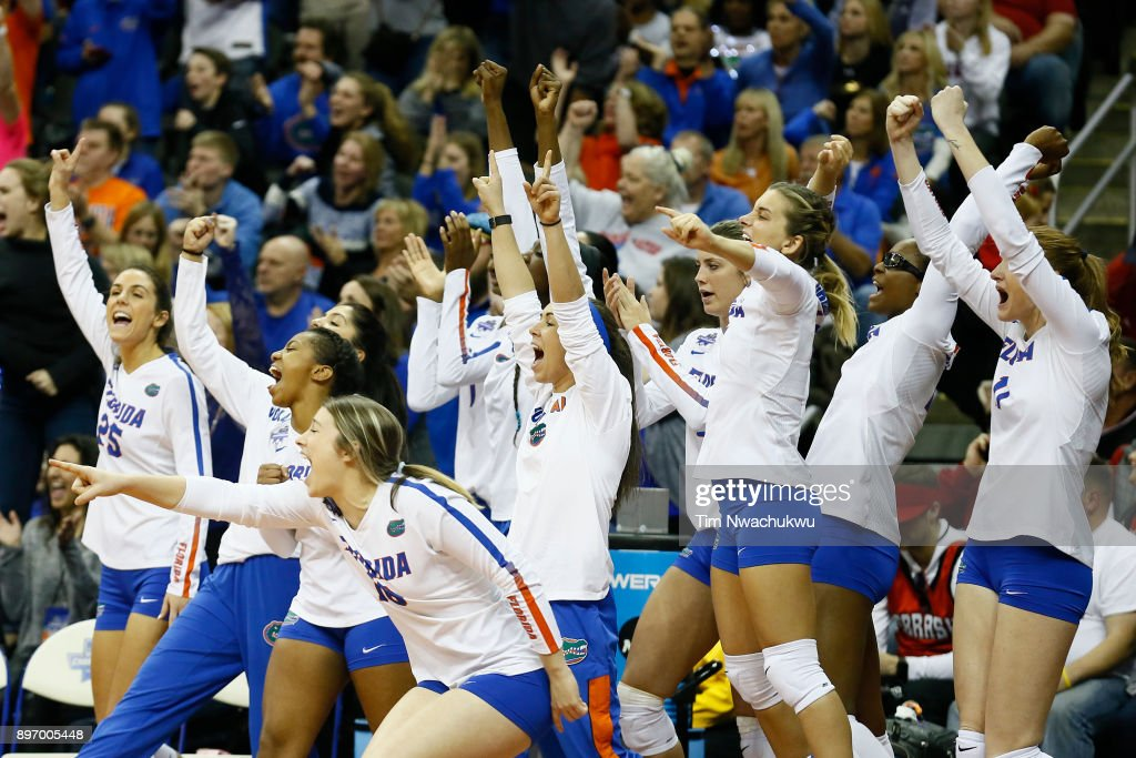 NCAA Division I Women's Volleyball Championship : News Photo