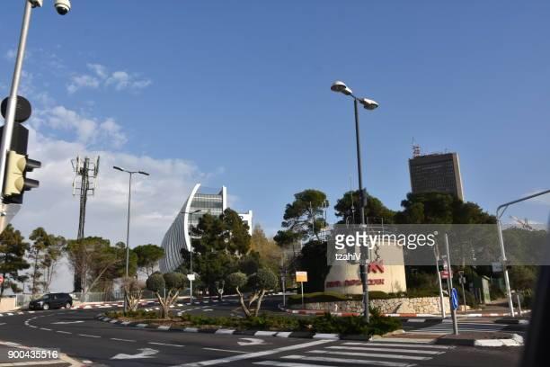 the university of haifa - haifa stock pictures, royalty-free photos & images