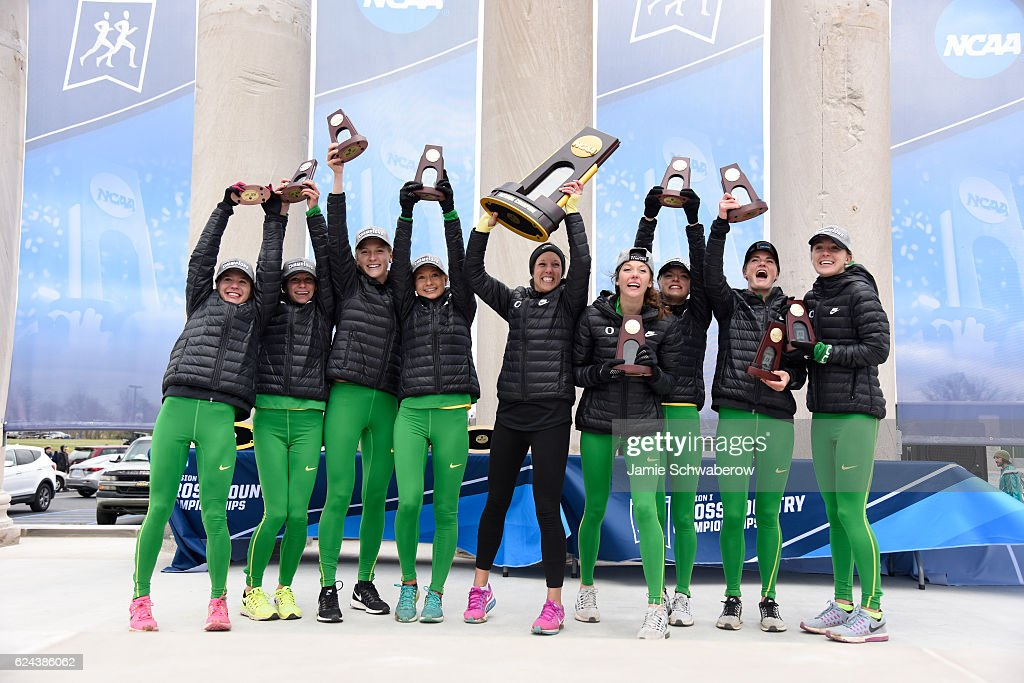 NCAA Division 1 Cross Country Championship : News Photo