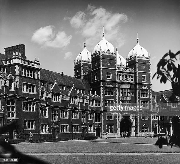 The University of Pennsylvania in Philadelphia, circa 1950.