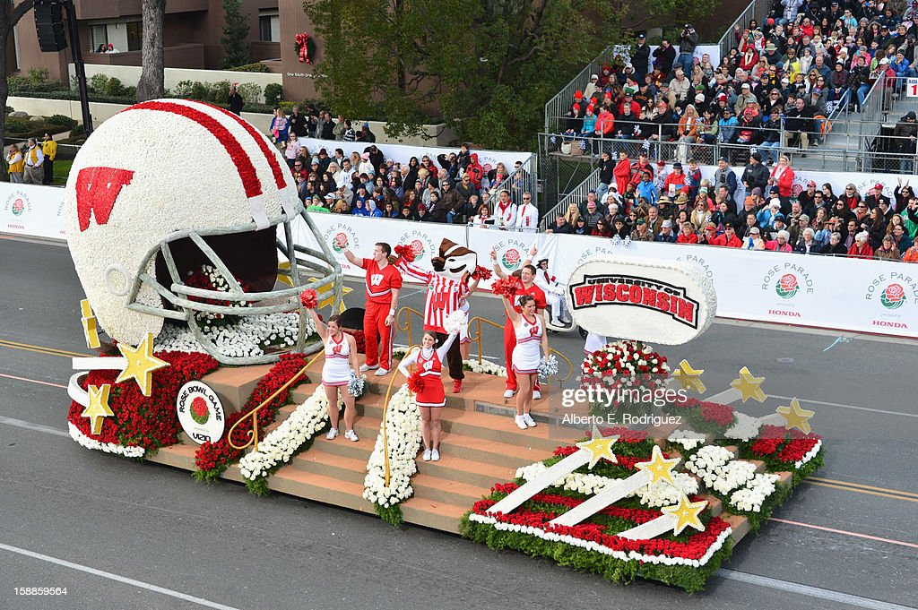 124th Rose Parade Presented By Honda : News Photo