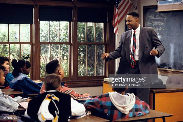 HANGIN' WITH MR COOPER 'The Unteachables' Season One 3/2/93 Mark Curry stars in the TV series 'Hanging with Mr Cooper' A single high school teacher...