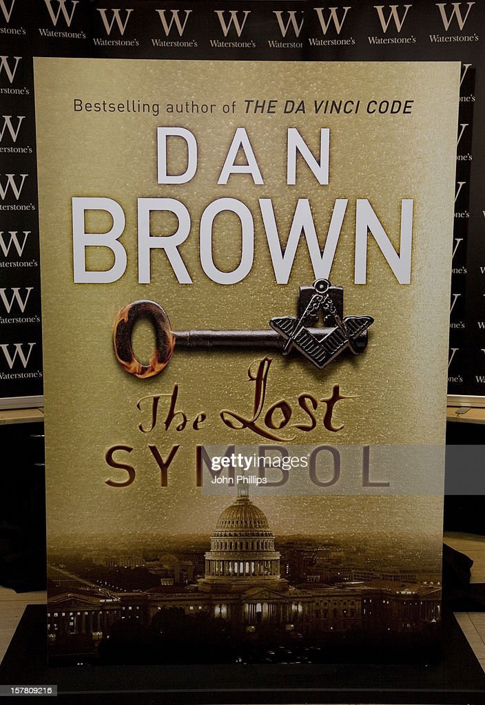 Dan Brown The Lost Symbol Book Launch London Pictures Getty Images