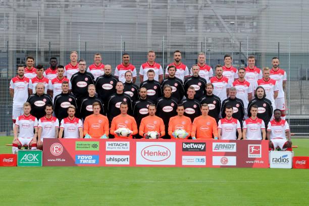 DEU: Fortuna Düsseldorf - Team Presentation