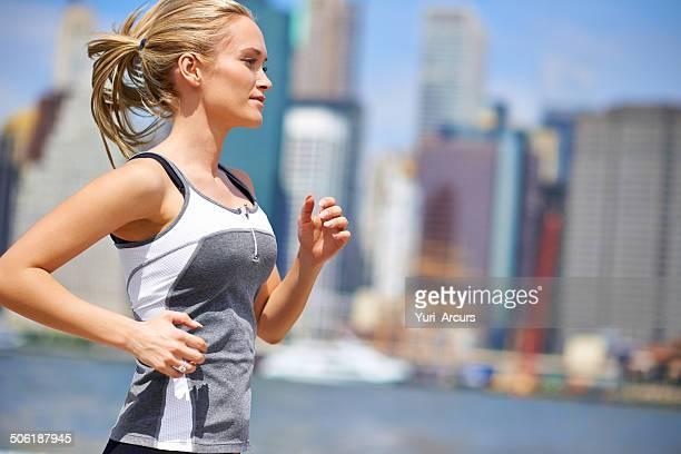 The urban runner