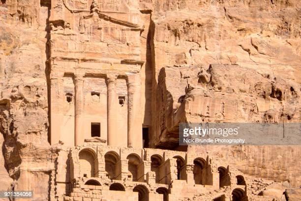 The Urn Tomb, Petra, Jordan
