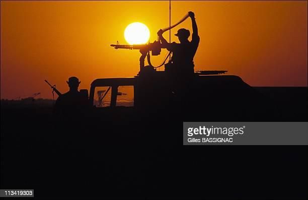 The US Army Dharhan On November 1St1990