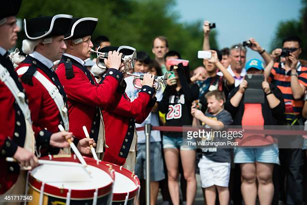 The US Army Old Guard Fife and Drum Corps is the only unit of its kind in the armed forces and is part of the 3rd US Infantry Regiment They perform...
