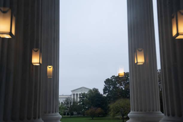 DC: Senate Votes On Confirmation Of Supreme Court Nominee Amy Coney Barrett