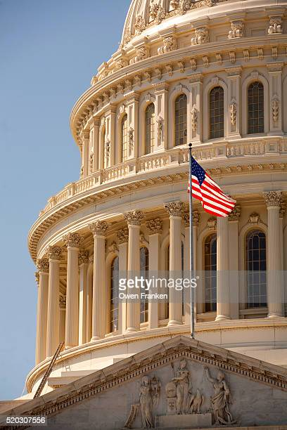 the us capitol building - capitol hill stock pictures, royalty-free photos & images