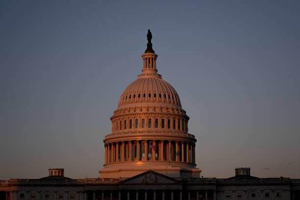 DC: Biden Calls for 'Wartime' Virus Fight as GOP Lawmakers Balk