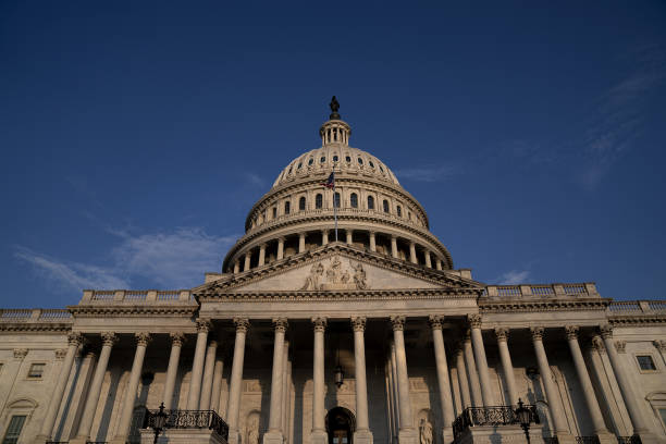 DC: Senate Holds Procedural Vote On Infrastructure Deal