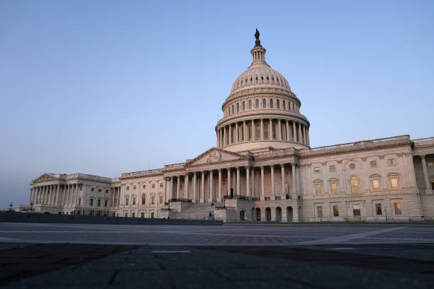 DC: House Passes Stopgap Funding Measure To Keep Government Open