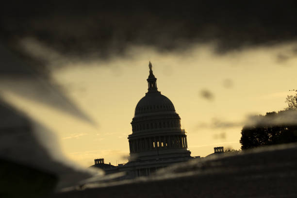 DC: Stimulus Talks Near Brink Of Collapse After Rancorous Meeting