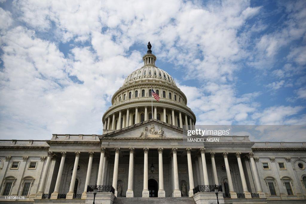 US-CONGRESS-CAPITOL : News Photo