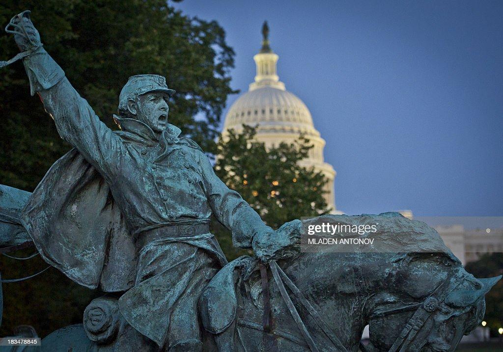 US-POLITICS-ECONOMY-BUDGET : News Photo