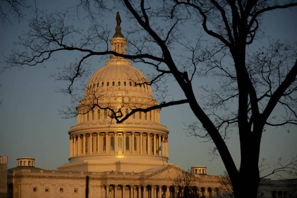 DC: Impeachment Trial Of President Trump Begins In The Senate