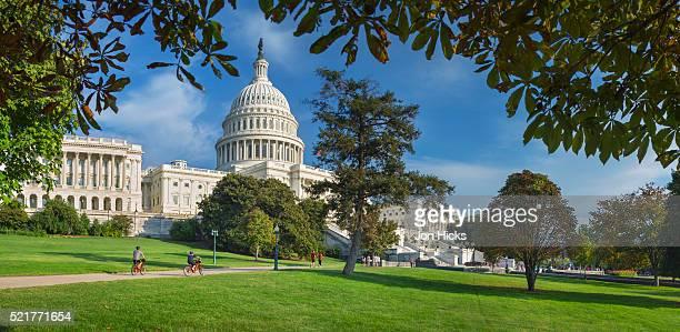 The US Capitol, Washington DC.