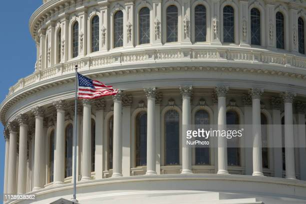The US Congress is seen on Tuesday April 23 Washington DC