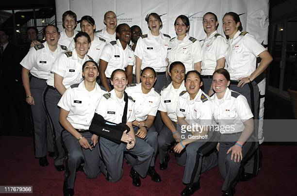 The U.S. Military Academy Women's Basketball Team, the 2007 V Foundation Comeback Trophy honorees
