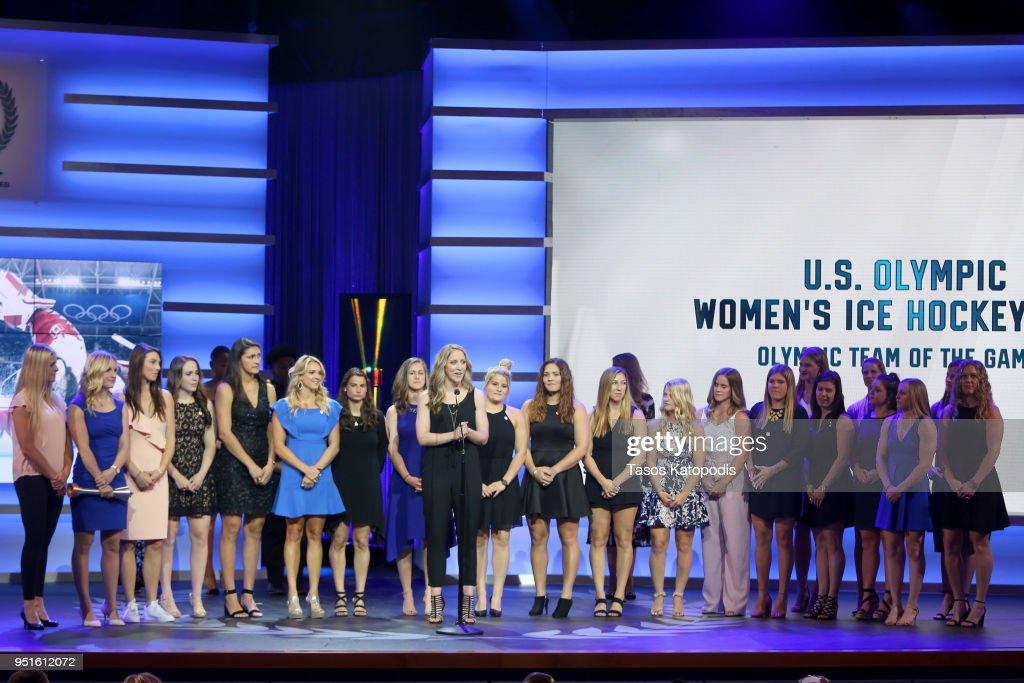 Team USA Awards : News Photo