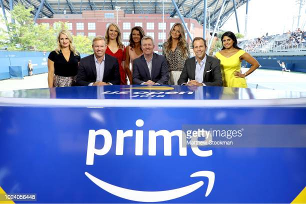 The US Open is the first major live sports event to be broadcast exclusively on Prime Video. To celebrate we're giving non-members the opportunity to...
