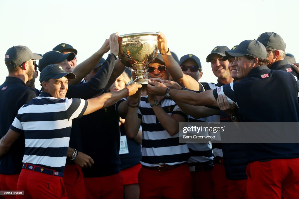 The Presidents Cup - Final Round : ニュース写真