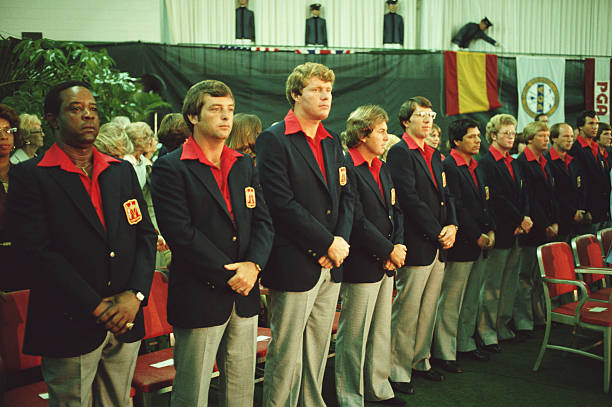 Ryder Cup 1979 Pictures
