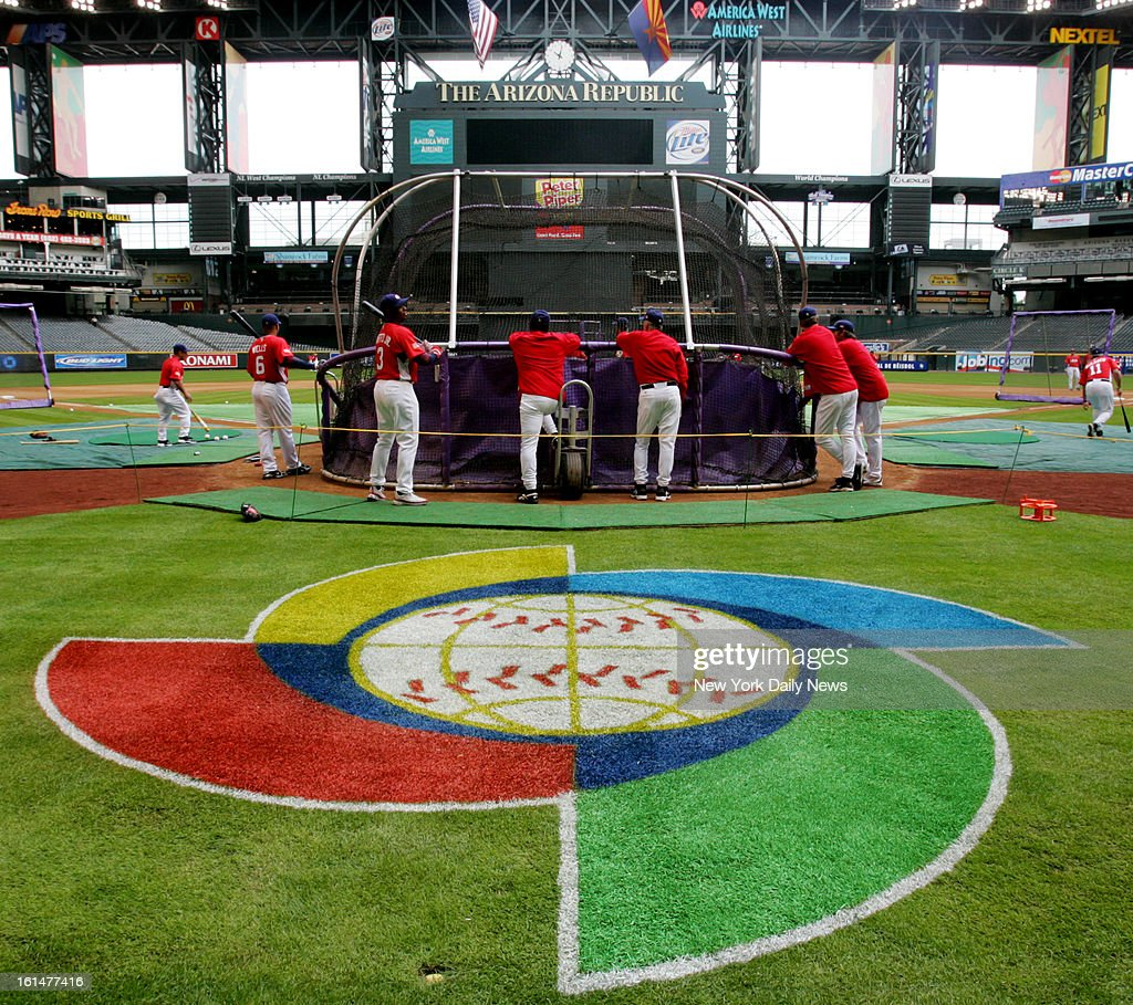 2006 World Baseball Classic At Chase Field Pictures