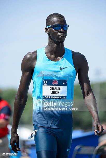 The USA track & field championships in Des Moines, Iowa-Day1: Charles Jock