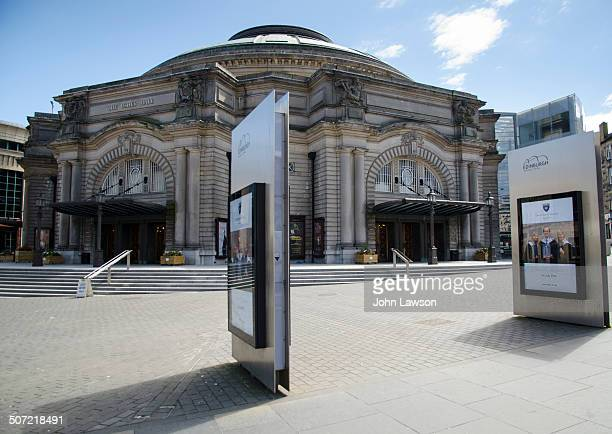 The Usher Hall is a concert hall opened in 1914 with a capacity of 2,200 people. The Usher Hall is situated on Lothian Road and is the home of the...