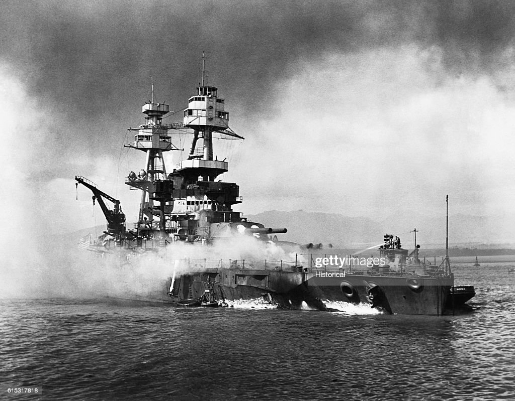 USS Nevada : News Photo
