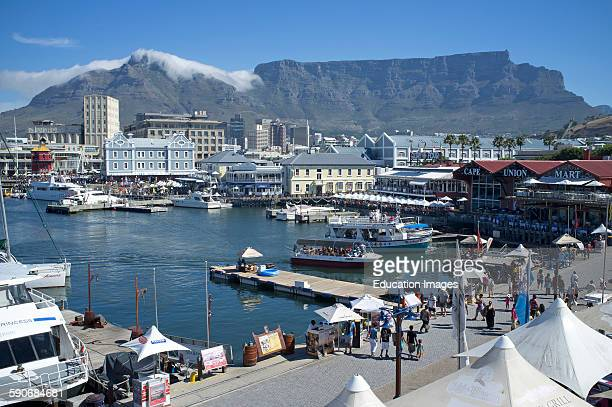 The VA Waterfront Cape Town South Africa