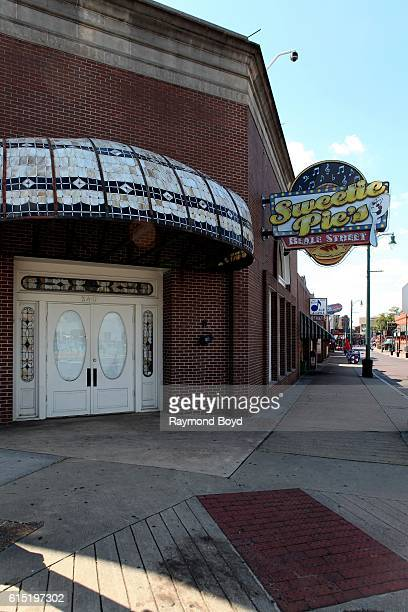 The vacant Sweetie Pie's Restaurant in Memphis Tennessee on October 3 2016