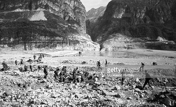 The Vajont disaster occurred in October 9th 1963 when a huge landslide from Mount Toc collapsed into to the hydroelectric basin of Vajont and made...