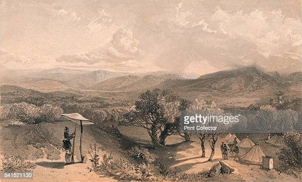 The Valley of Baidar from Rear Petroski's Villa Looking East' 1856 A depiction of the Valley of Baidar taken from Petroski's Villa The episode is...