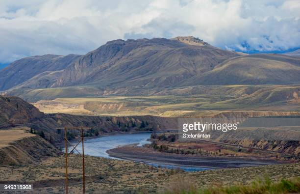 the valley - kamloops stock pictures, royalty-free photos & images