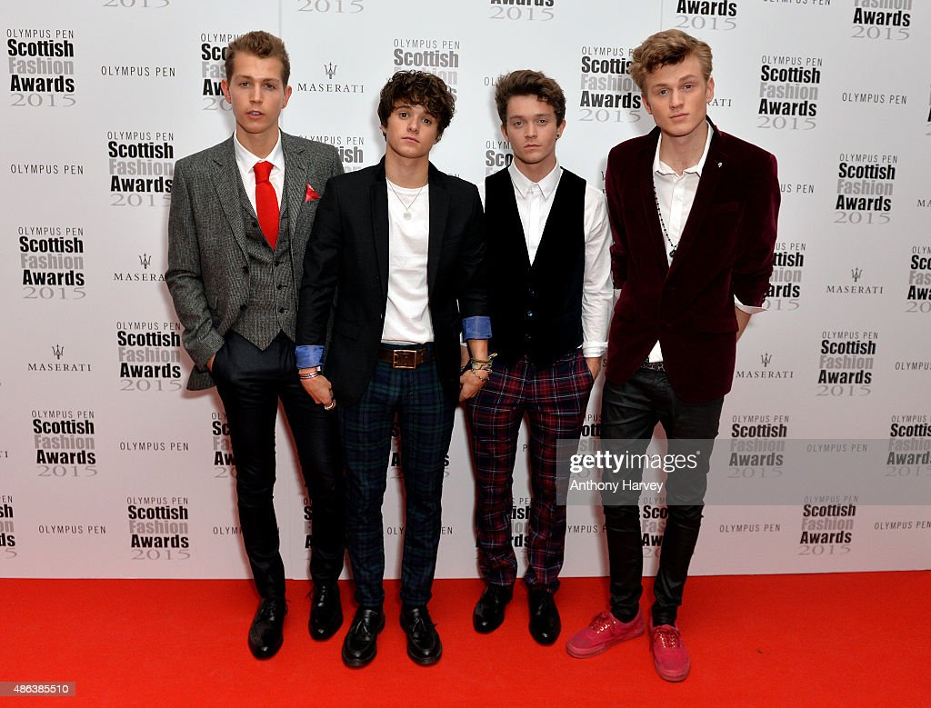 Scottish Fashion Awards - Red Carpet Arrivals