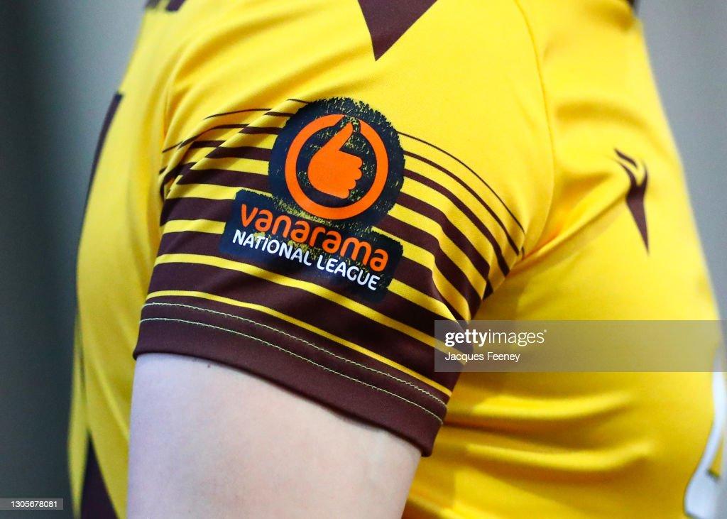 Sutton United v Wrexham - Vanarama National League : News Photo