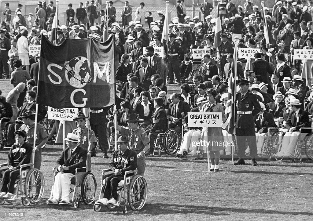 Tokyo Paralympics : News Photo
