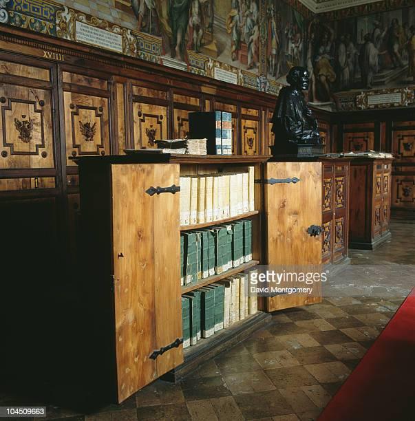 The Vatican Secret Archives of Vatican City December 1989