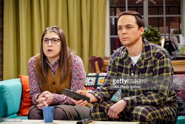 'The VCR Illumination' Pictured Amy Farrah Fowler and Sheldon Cooper Sheldon and Amy are still down about their theory being disproven but a VHS tape...
