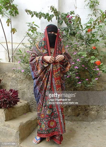 The veil of Sanaa 'sitara'