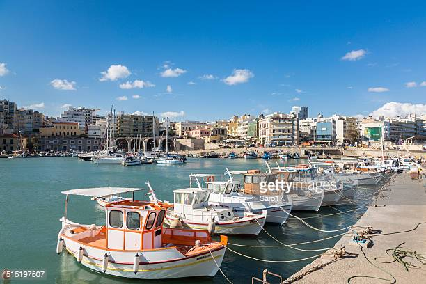 The Venetian Arsenal in Heraklion