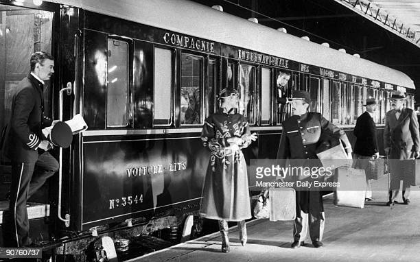 The VeniceSimplon Orient Express was established as a private venture in 1982 It runs restored 1920s and 1930s carriages from London to Venice