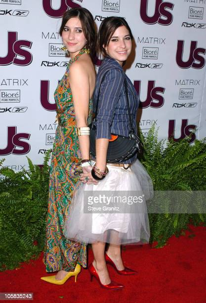 The Veronicas during US Weekly Jessica Simpson Celebrate The Young Hot Hollywood Style Awards at Element Hollywood in Hollywood California United...