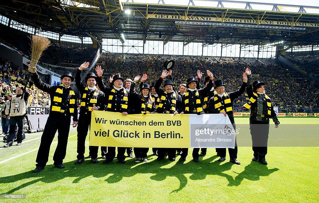 Borussia Dortmund v 1899 Hoffenheim - Bundesliga : News Photo