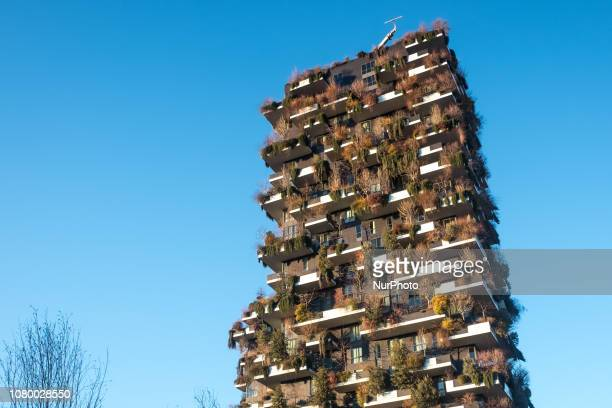 The Vertical Forest is a complex of two residential tower buildings designed by Boeri Studio in Milan Italy on 10 January 2019 The peculiarity of...