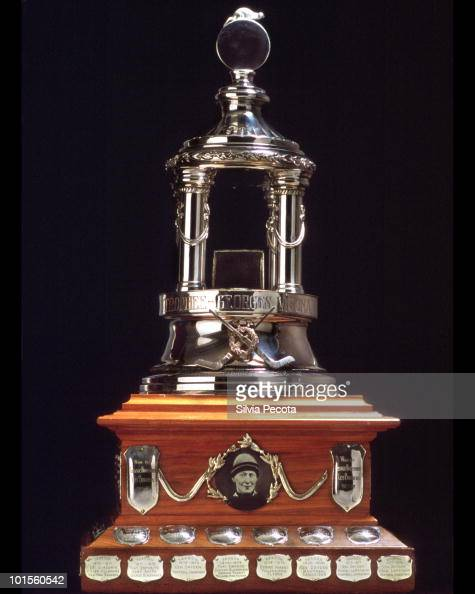 The Vezina Trophy Is Awarded Annually To The National Hockey